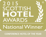 2015 Scottish Hotel Awards logo
