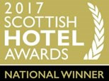 Scottish Hotel Awards National Winner - Conference Hotel of the Year 2017