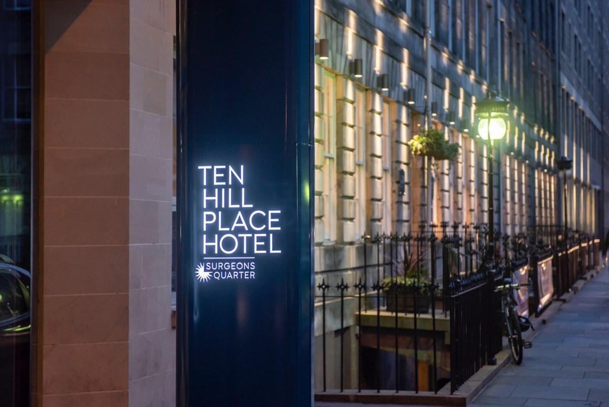 Ten Hill Place Hotel
